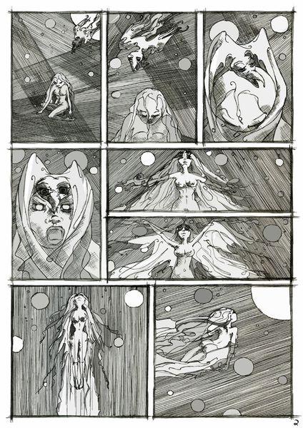 la légende des dame'oiselles 2