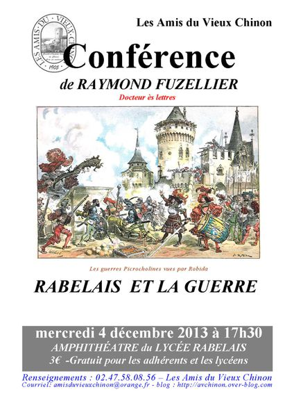 Rabelais affiche 2