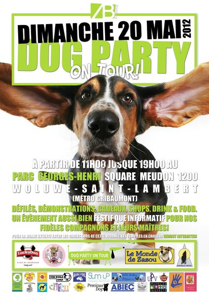 Dog-Party-On-Tour-(Affiche)