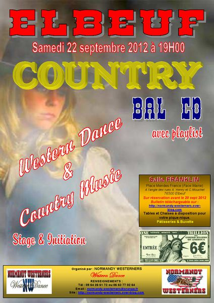 Affiche Bal CD NW11 22 sept 2012