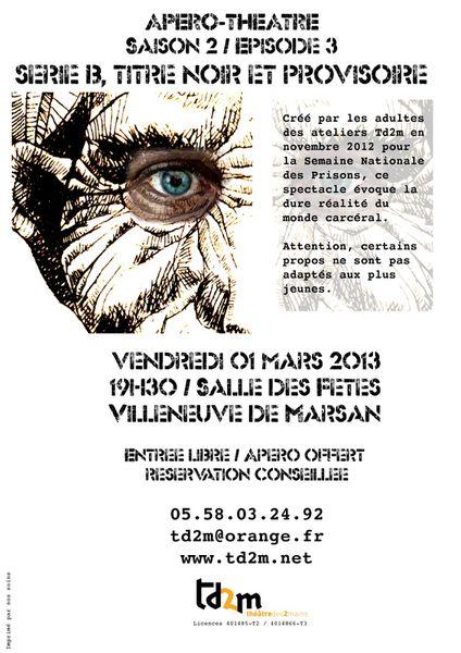 Apéro-Théâtre Saison 2 / épisode 3