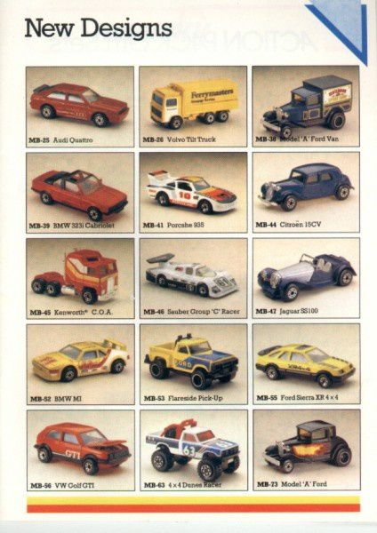catalogue matchbox 1986 p09 volvo truck