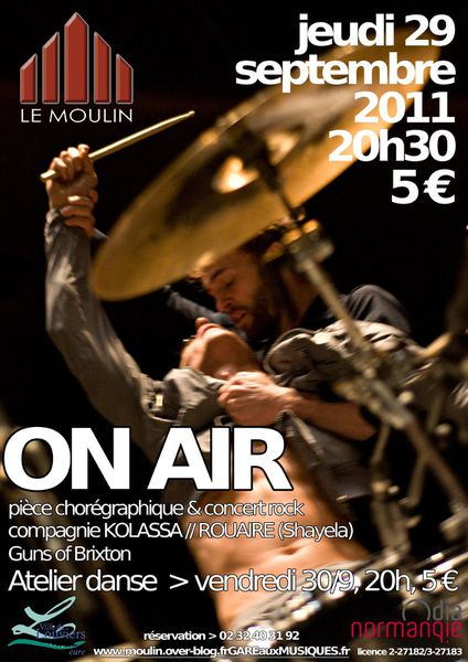 Moulin On AIr 2011