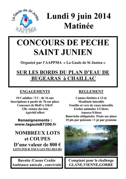 concours adultes 2014