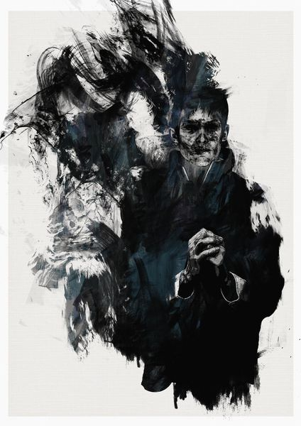 the outsider dishonored by ajhateley-d5krahd