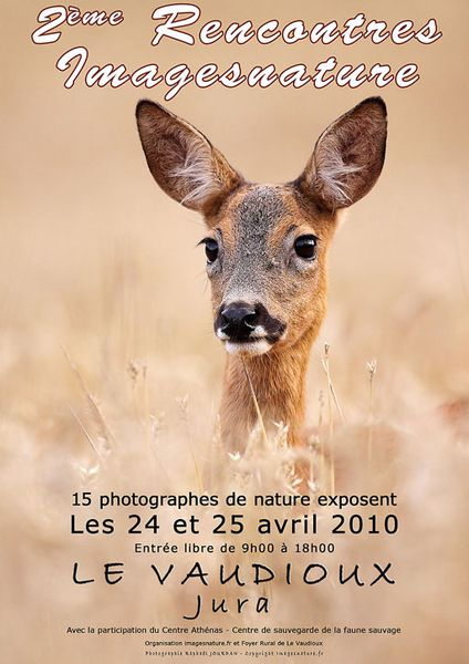 expo photos faune