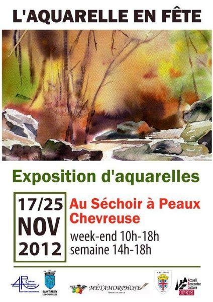 AQUA 2012 affiche - Copie