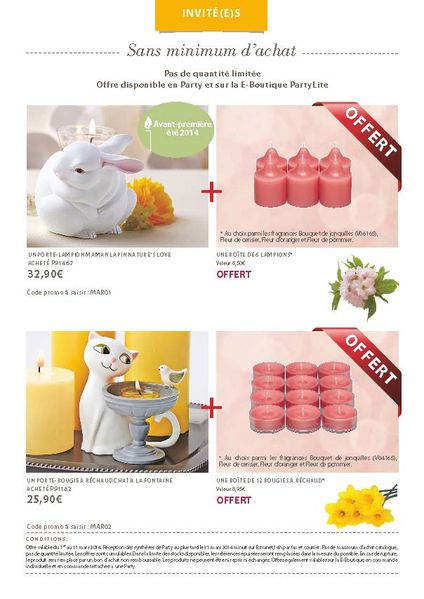 Promotions-PartyLite mars 2014 Page 3
