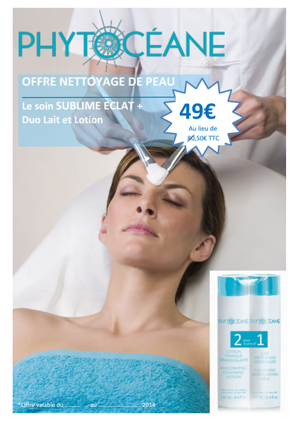 institut beaute paris promo