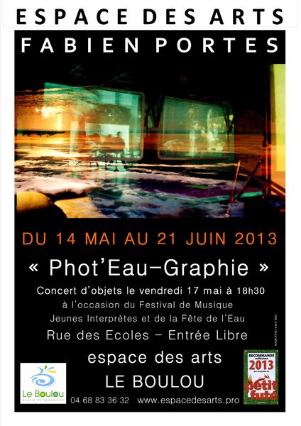 affiche expo mai
