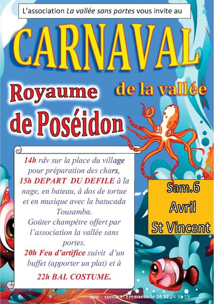 2013-04-06 carnaval poseidon flyer