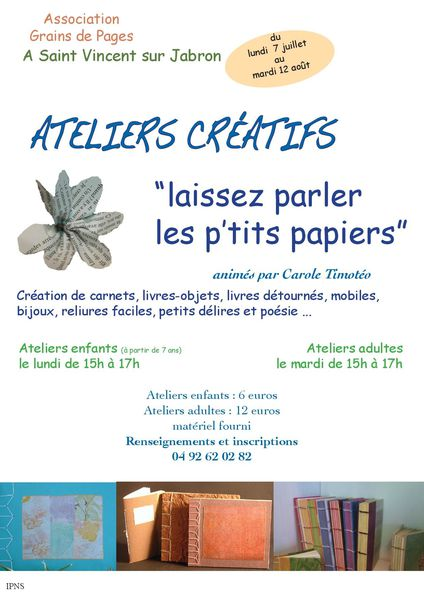 2014-07-ateliers été grain de Pages