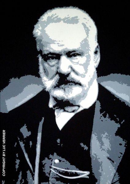 Victor Hugo - Pop Art