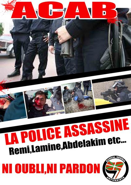 POLICE ASSASSINE