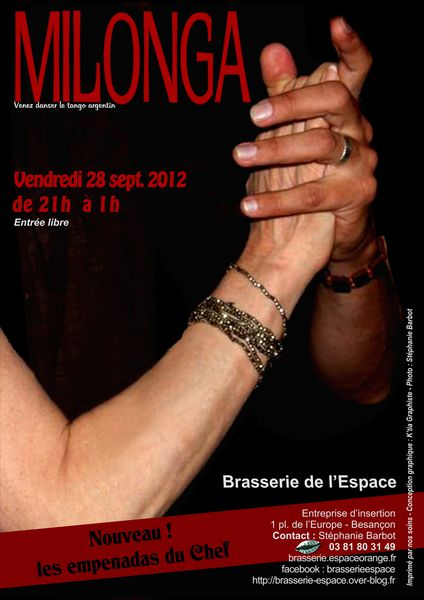Milonga sept2012