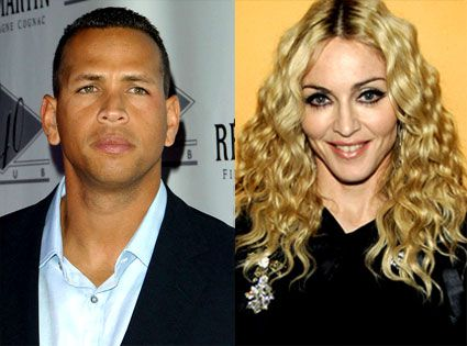 A-Rod makes Madonna feel right at home