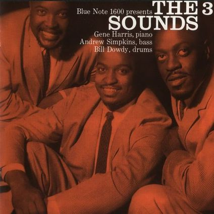 The Three Sounds-The Three Sounds