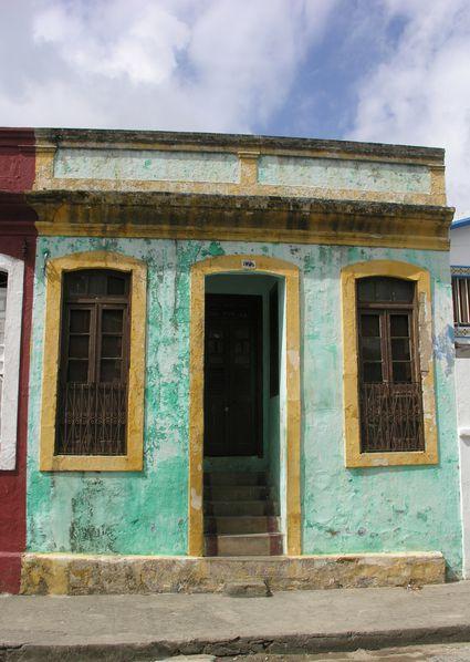 Bresil Olinda Maison 2