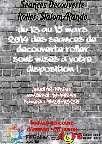 Affiche Seance Decouverte