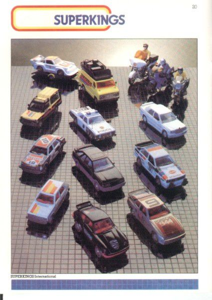 catalogue matchbox 1986 p20