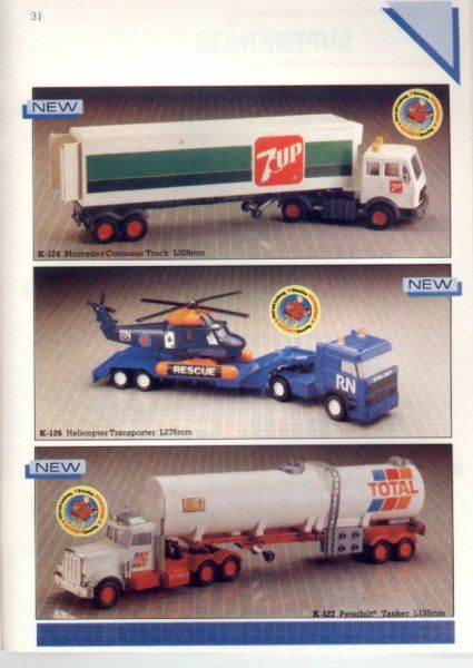 catalogue matchbox 1986 p31