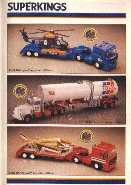 catalogue matchbox 1988 f54