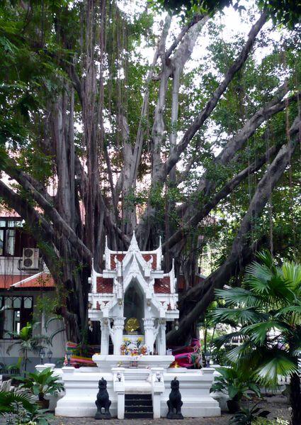 bangkok Maison des Esprits Université Chulalongkorn