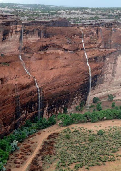 Canyon de Chelly White House overlook 2