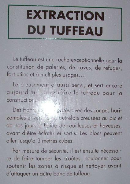 tuffeau 3386