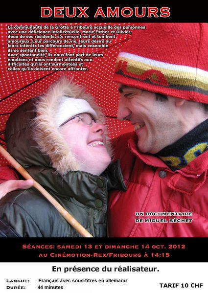 Flyer 2 Amours-projections Rex num3