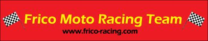 sticker-frico moto-racing team
