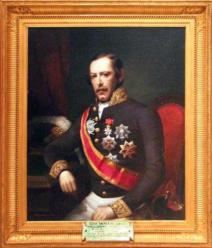 876c1 Thouvenel, consul général, Constantinople 1854