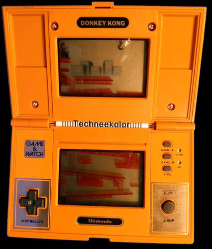 Game & watch vintage donkey kong