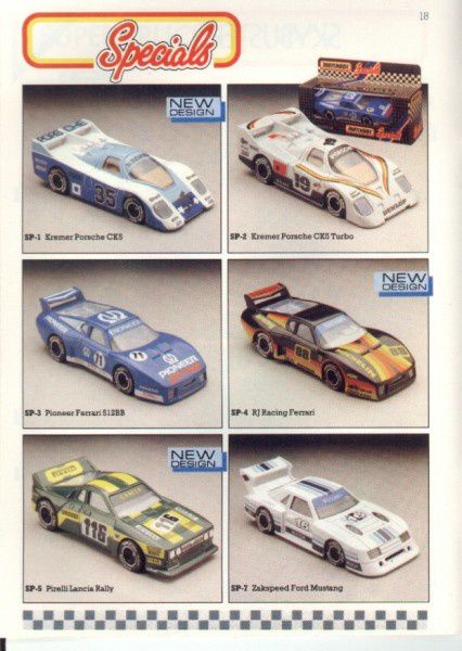 catalogue matchbox 1986 p18 pirelli lancia rally