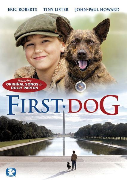 Un chien � la Maison Blanche (First Dog)