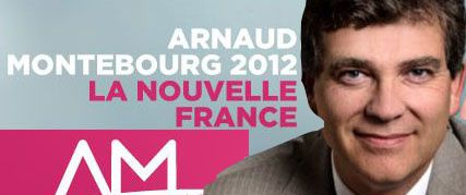 arnaud montebourg 2012