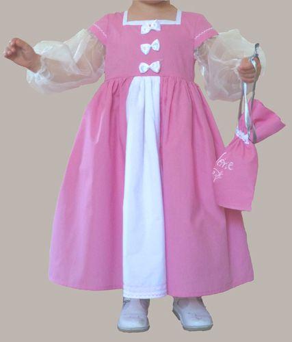 robe princesse Clém 1