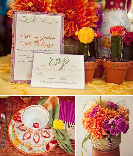 mexican wedding ideas 03