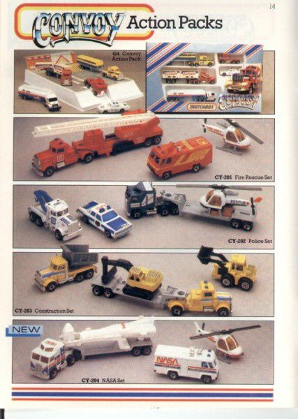 catalogue matchbox 1986 p14