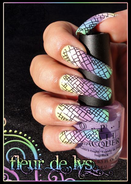 Nail Art Wter decals