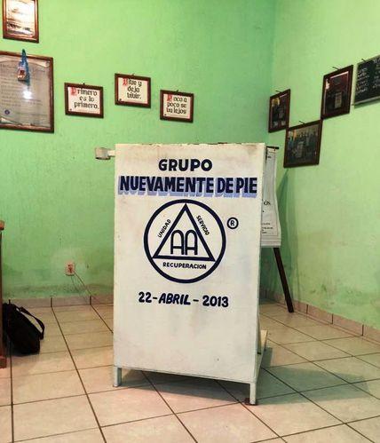 MEXIQUE gabriel zamora MICH grupo nuevamente de pie
