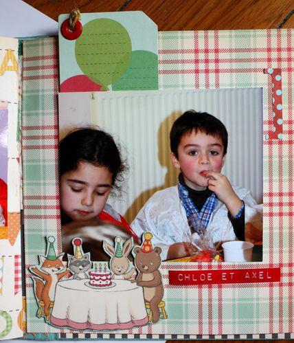 Gabistella anniversaire Gaby 2010 juillet 2012 27