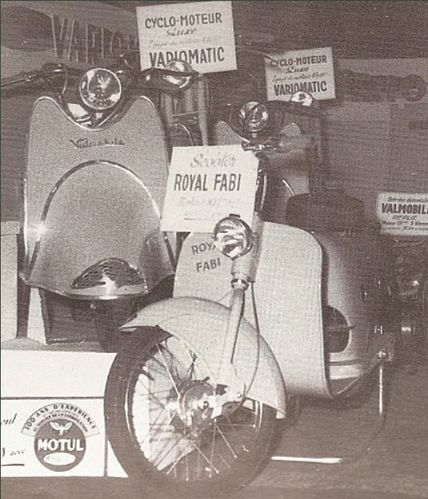 stand Martinet 1953