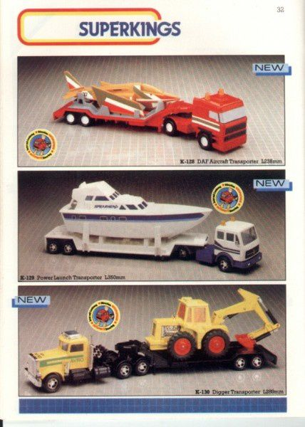 catalogue matchbox 1986 p32