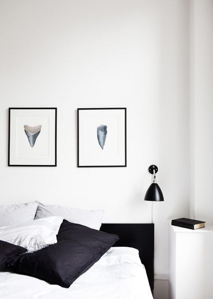 les chambres style scandinave ce que j 39 aime a part a. Black Bedroom Furniture Sets. Home Design Ideas