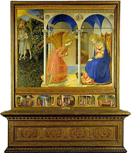 Fra Angelico Annonciation