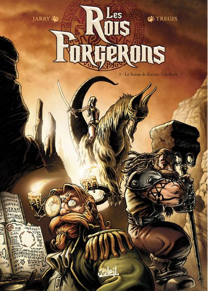 RoisforgeronsC1tome1