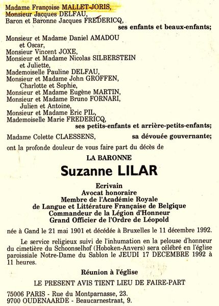 Suzanne Lilar042