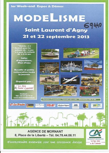 Affiche Agny