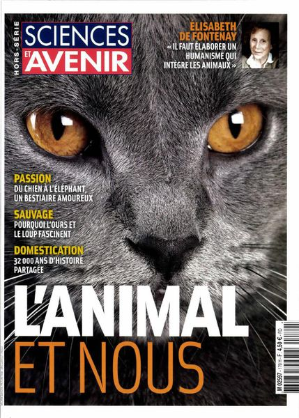 science avenir animaux